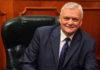 Спикер парламента Карелии Владимир Семенов. Фото: karelia-zs.ru