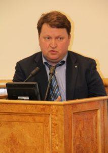 Олег Арминен. Фото: karelia-zs.ru
