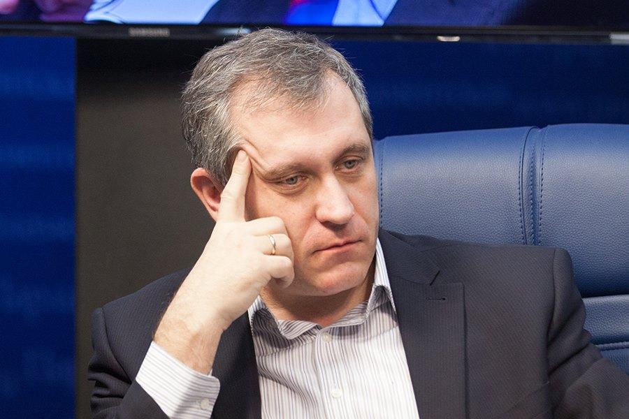 Российский философ и политический публицист Борис Межуев. Фото: facebook.com