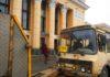 После ареста двух автобусов в Петрозаводске индивидуальный предприниматель из Кондопоги Евгений Данилкин прекратил выполнение всех рейсов в Кондопожском районе. Фото: Алексей Владимиров