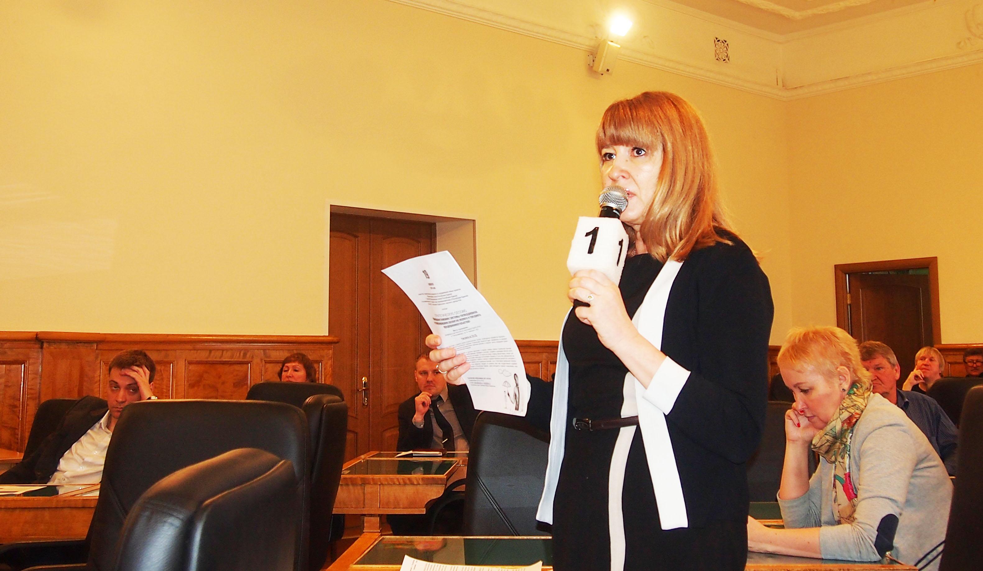 Елена Гнетова. Фото: Валерий Поташов