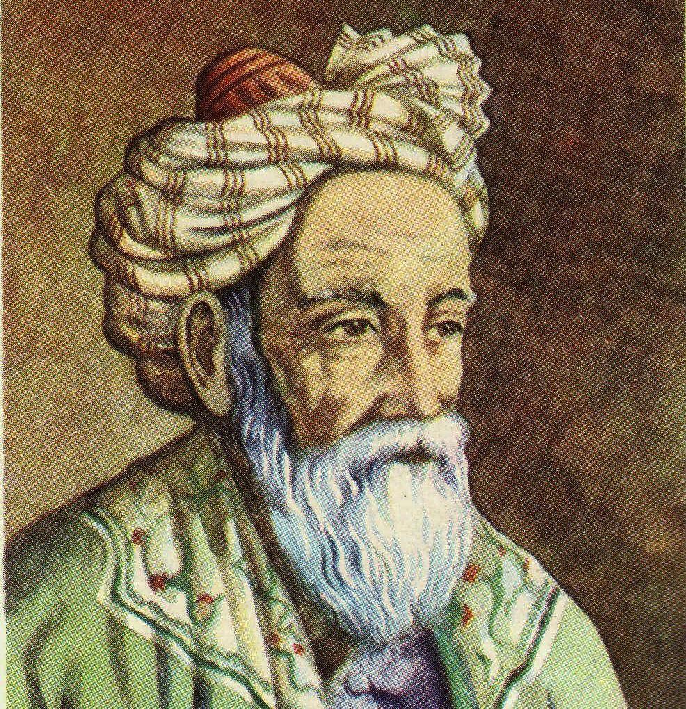Омар Хайям. Фото: lichnosti.net