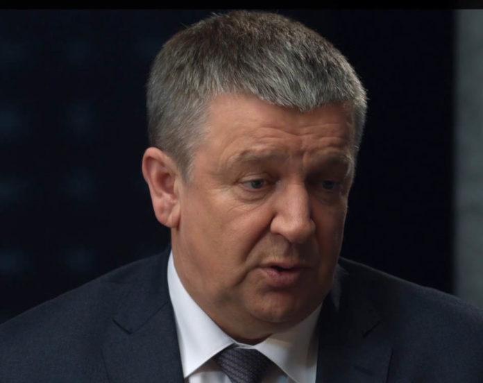 Карельский губернатор дал интервью Lenta.ru. Фото: lenta.ru