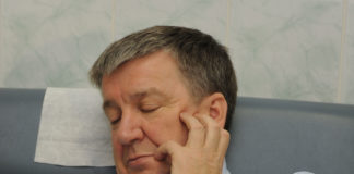 Как спалось главе Карелии перед отчетом в республиканском парламенте? Фото: Губернiя Daily