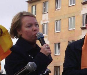Дарья Каликина. Фото: Валерий Поташов