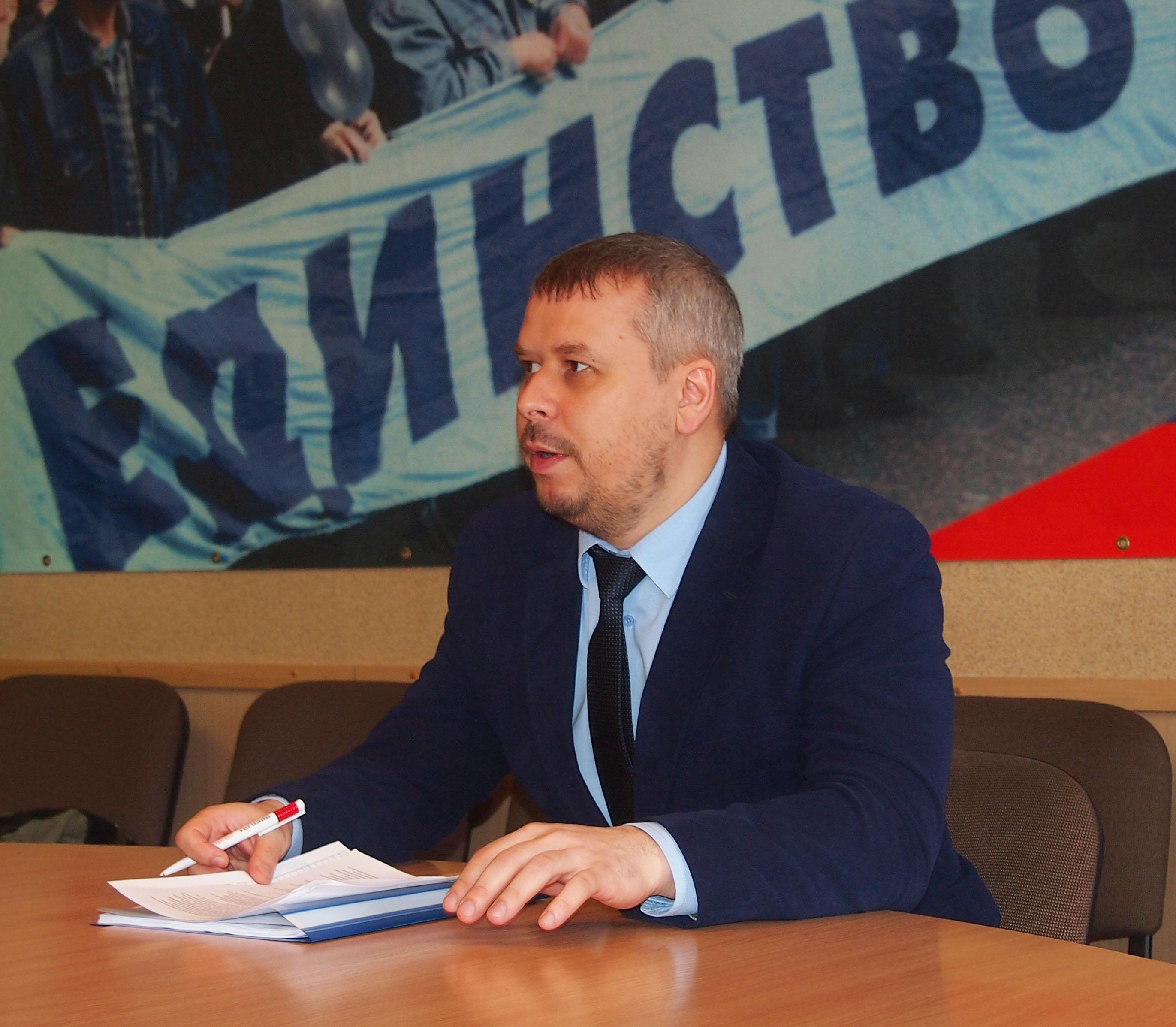 Илья Косенков. Фото: Валерий Поташов
