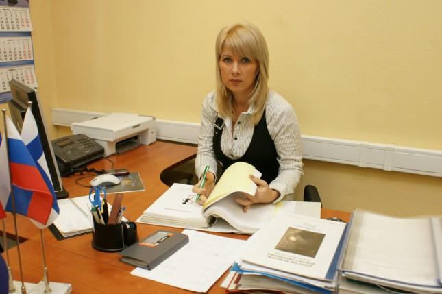 """Анна Позднякова считает, что созданная на бюджетные средства """"Корпорация развития Карелии"""" - """"не тот инструмент, который должен зарабатывать деньги"""". Фото: kr-rk.ru"""