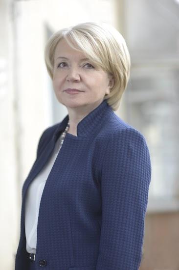 "Лидер ""Яблока"" Эмилия Слабунова. Фото: партия ""Яблоко"""