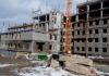 Строительство Перинатального центра в Петрозаводске ведется в рамках подготовки к празднованию 100-летия Республики Карелия. Фото: Татьяна Смирнова