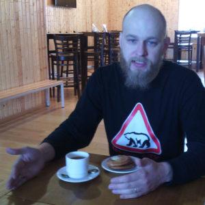 Иван Вуличенко. Фото: Валерий Поташов