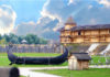 В окрестностях карельского города Сортавалы хотят построить копию древнерусской деревянной крепости. Фото: slavyane.org