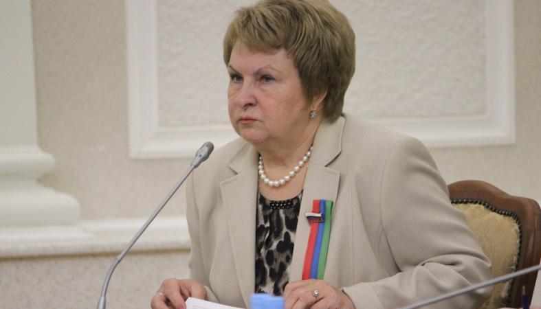 Валентина Пивненко рассчитывает на новый срок в Государственной Думе. Фото: ptzgovorit.ru