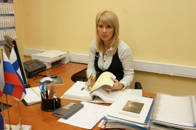 Анна Позднякова. Фото: kr-rk.ru