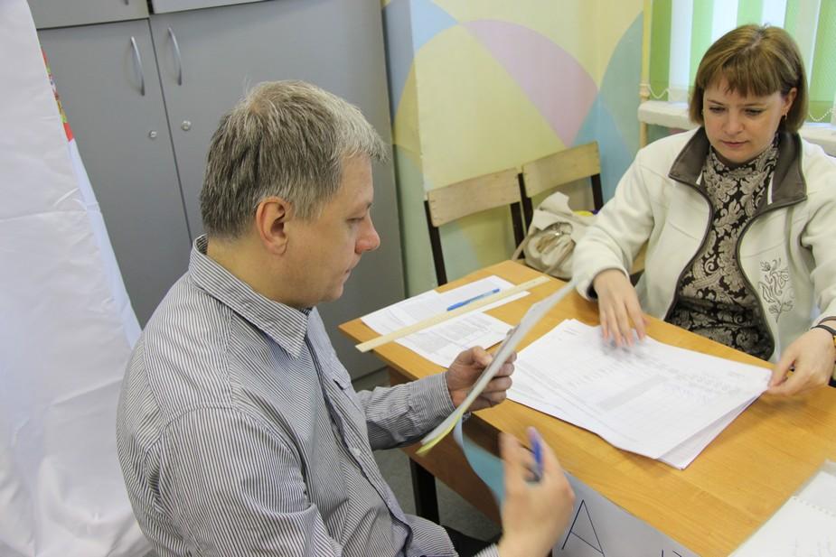 Политолог Олег Реут решил сам принять участие в праймериз. Фото: Глеб Яровой