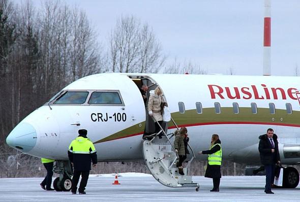 Авиасообщение Петрозаводска с Москвой поддерживается за счет дефицитного бюджета Карелии. Фото: gov.karelia.ru