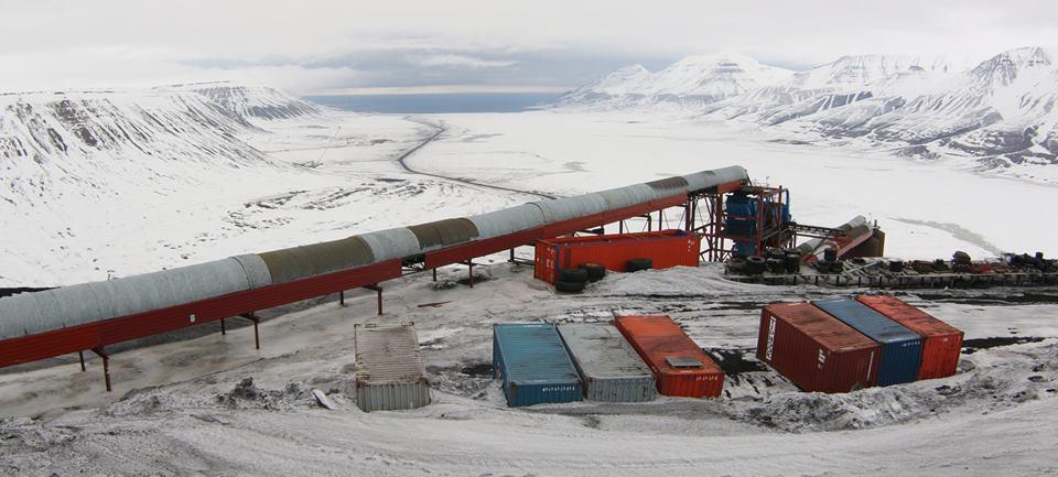 Добыча угля на Шпицбергене убыточна. Фото: Валерий Поташов