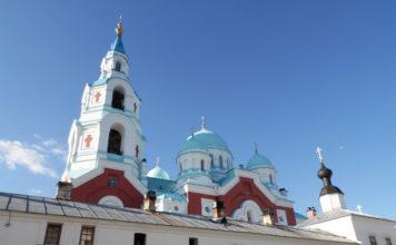 Валаам превращается в полностью монастырский остров. Фото: Алексей Владимиров