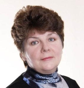 Светлана Логинова. Фото: karelia-zs.ru
