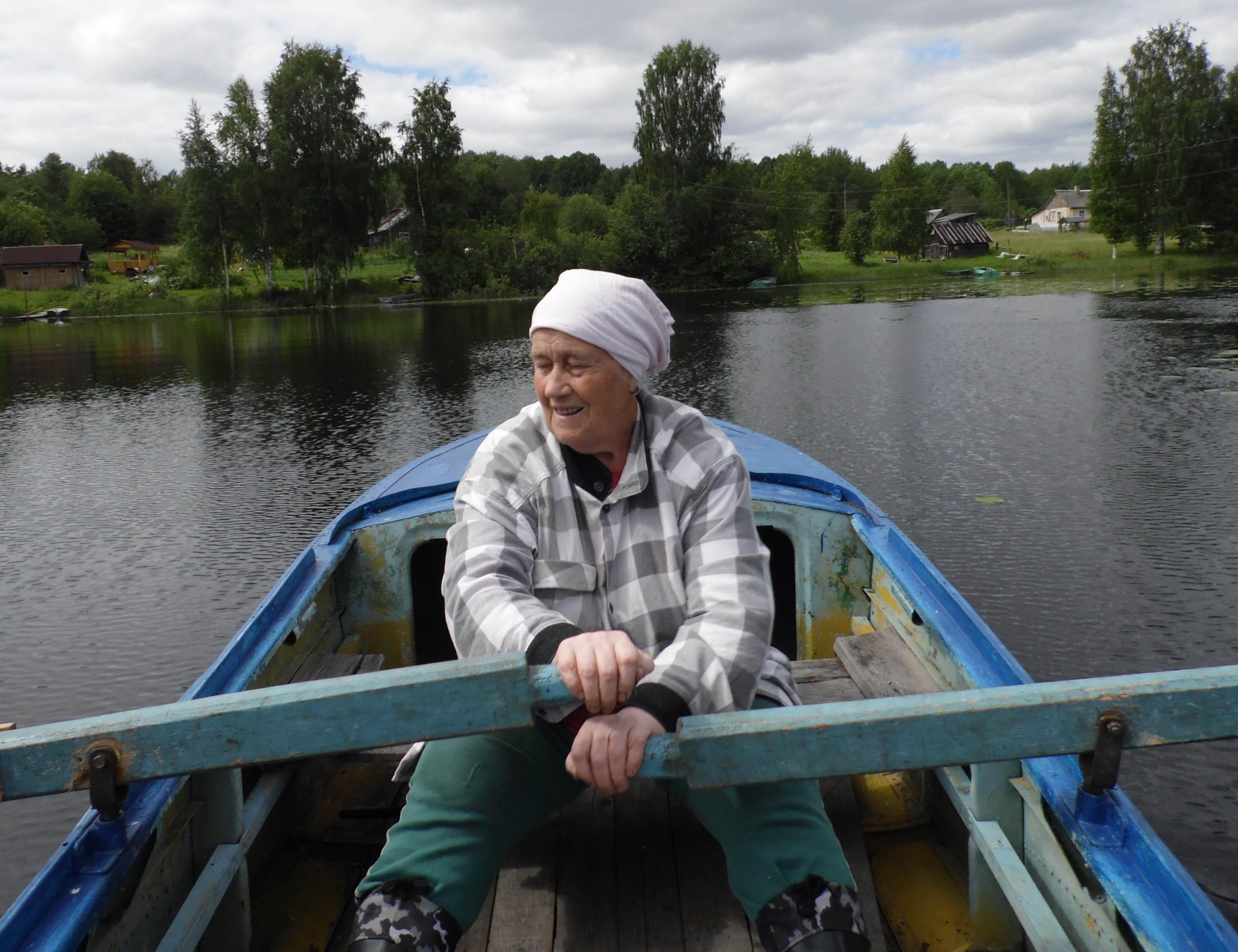 Галина Мушникова. Фото: Алексей Владимиров