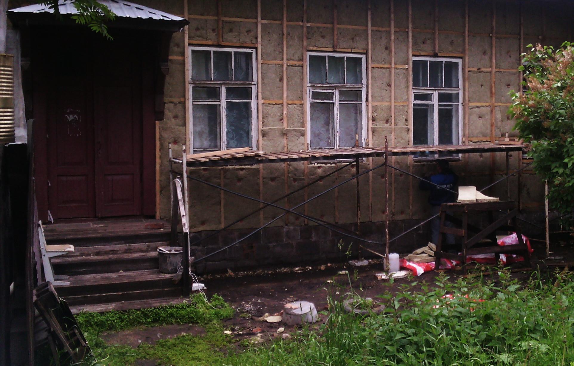 К капремонту дома на улице Шотмана только приступили. Фото: mustoi.ru