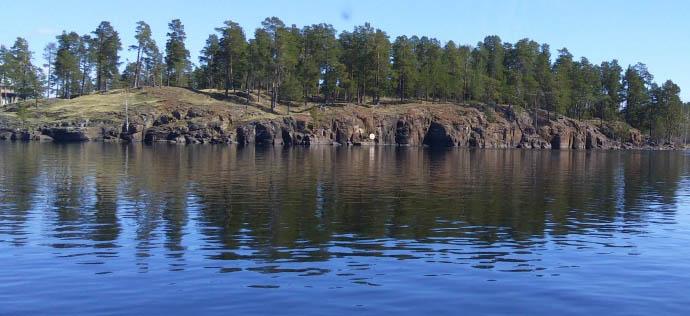 Ладожское озеро. Фото: Алексей Владимиров