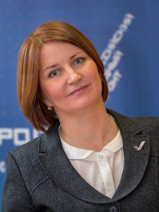 Руководитель исполкома ОНФ в Карелии Анна Лопаткина. Фото: facebook.com