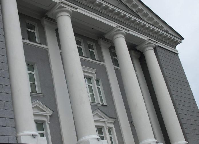 Министерство внутренних дел по Республике Карелия. Фото: Валерий Поташов
