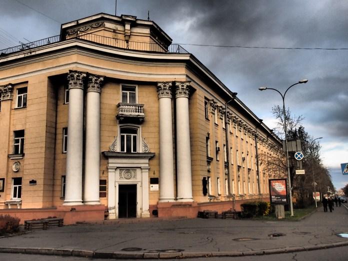 Министерство экономического развития и промышленности Карелии. Фото: Валерий Поташов