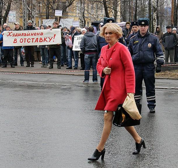 Возглавляющая Корпорацию развития Карелии Анна Позднякова оказалась фигурантом уголовного дела. Фото: Губернiя Daily