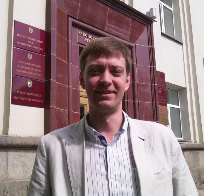 Депутат парламента Карелии Андрей Рогалевич объявил о выходе из
