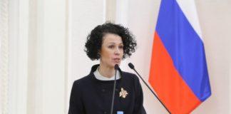 Детский омбудсмен Карелии Оксана Старшова. Фото: vk.com
