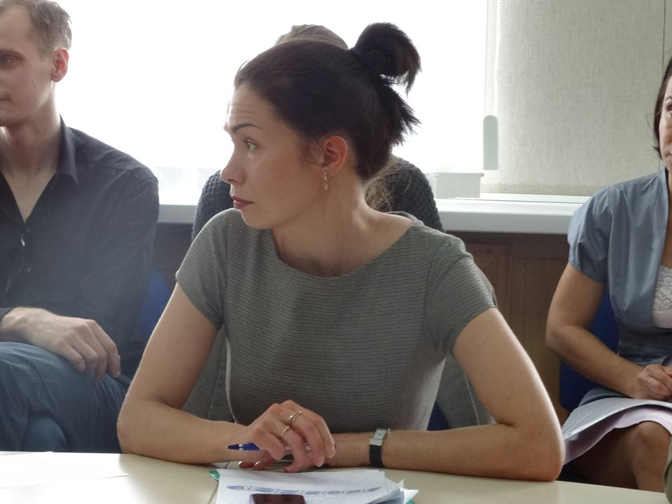 Участники встречи. Фото: Антонина Крамских