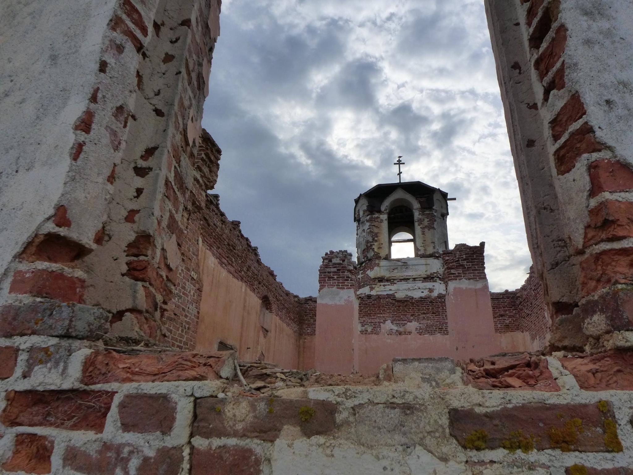 Так выглядит храм в наши дни. Фото: Сергей Куликов