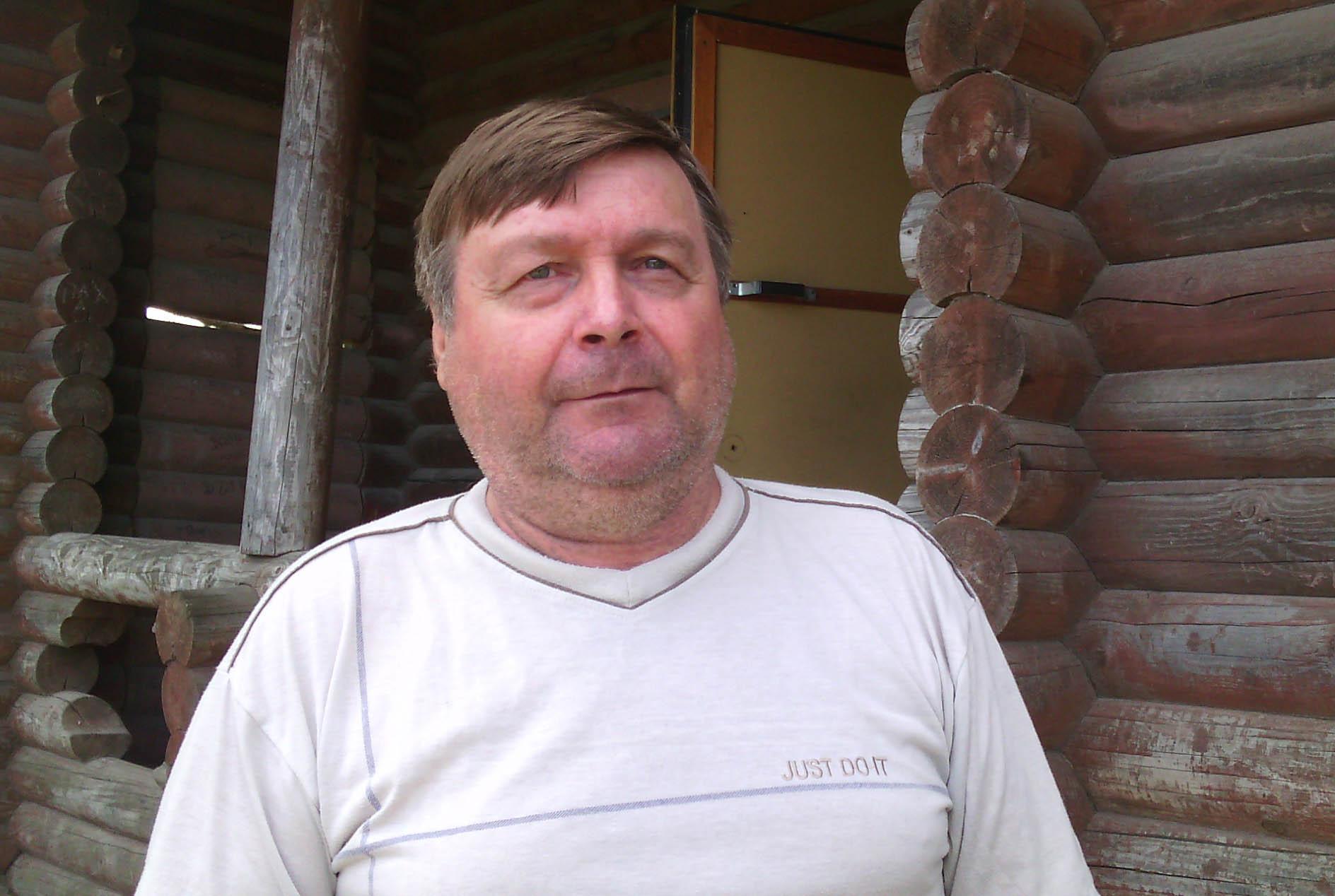Василий Крюков. Фото: Валерий Поташов