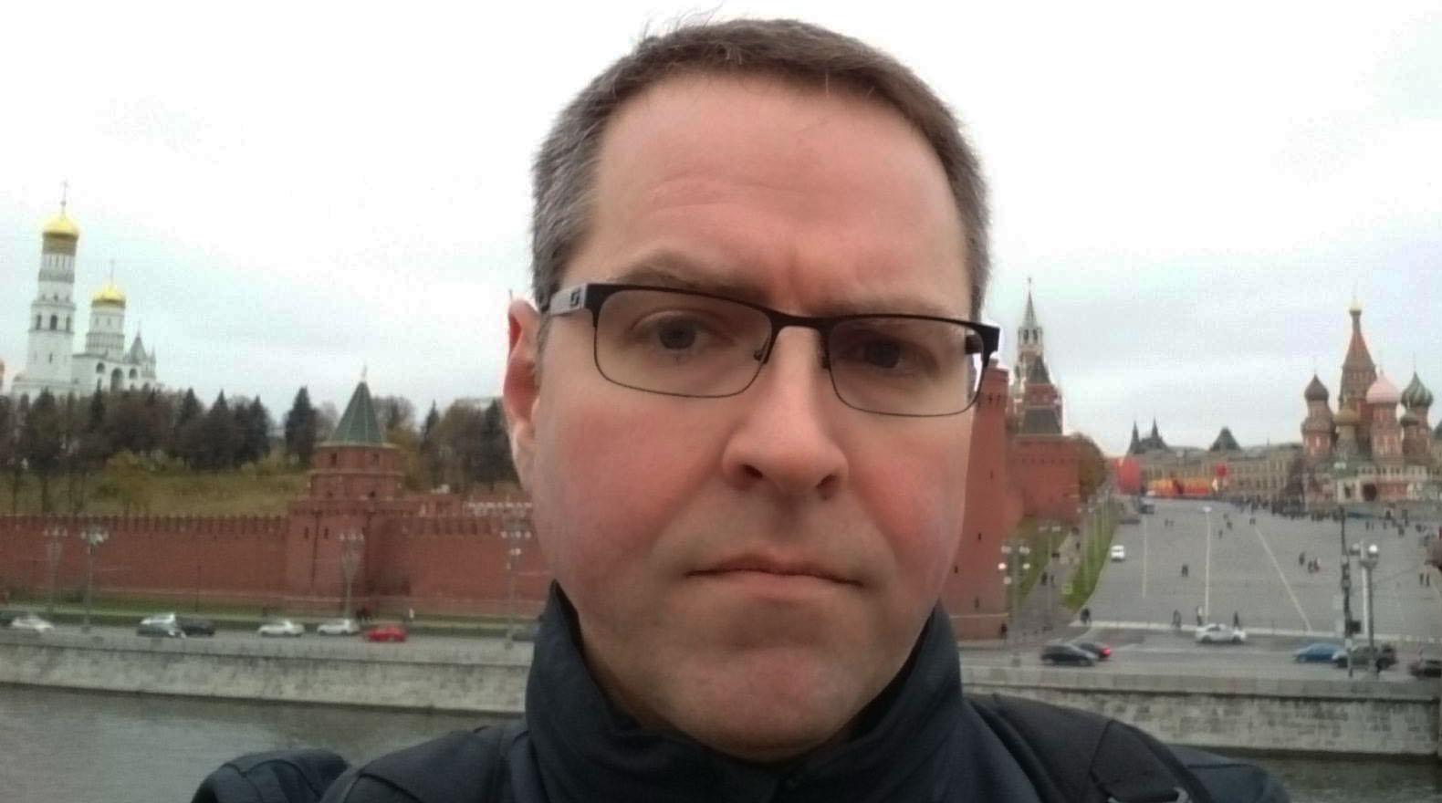 Британский профессор Пол Гуд изучает национализм. Фото: facebook.com