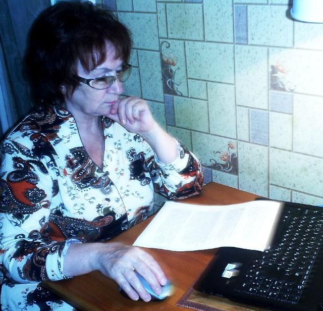 Независимый депутат из Медвежьегорска Валентина Евсеева. Фото: vk.com