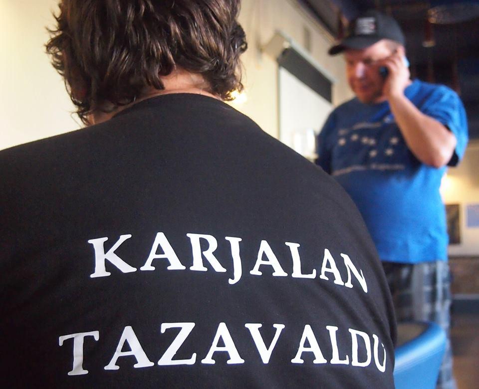 Карельский язык в Карелии встречатся не часто. Фото: Валерий Поташов