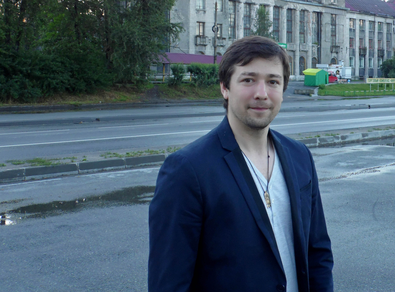 Олег Дроздов. Фото: Алексей Владимиров