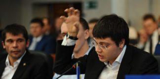 Фракция ЛДПР в уходящем парламенте Карелии. Фото: Губернiя Daily