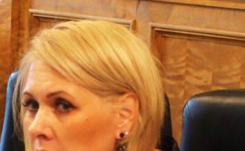 Депутат парламента Карелии и генеральный директор Корпорации развития республики Анна Позднякова. Фото: Валерий Поташов