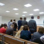 """Приговор по """"делу о земле"""" шокировал многих в Петрозаводске своей жестокостью. Фото: Губернiя Daily"""