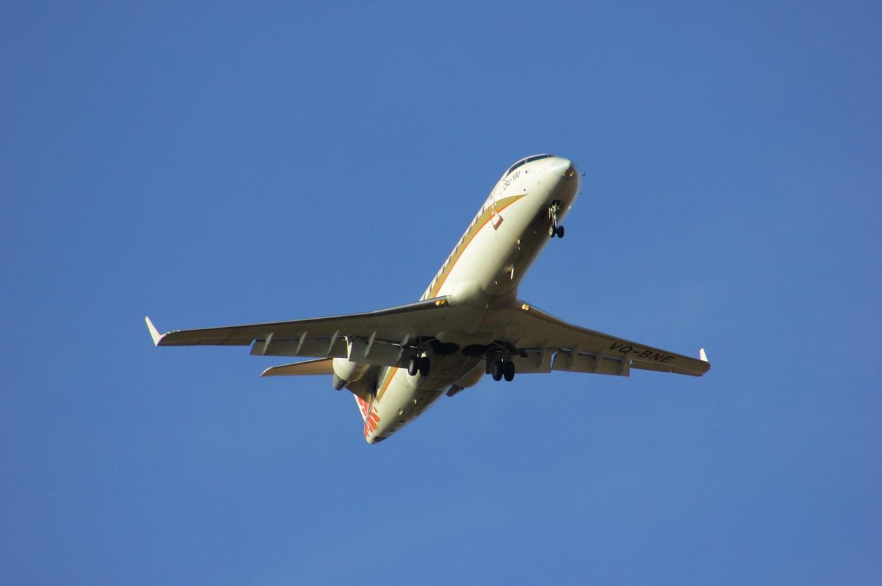 """В Карелию летают только самолеты компании """"Руслайн"""" и только благодаря бюджетной поддержке. Фото: rusline.aero"""