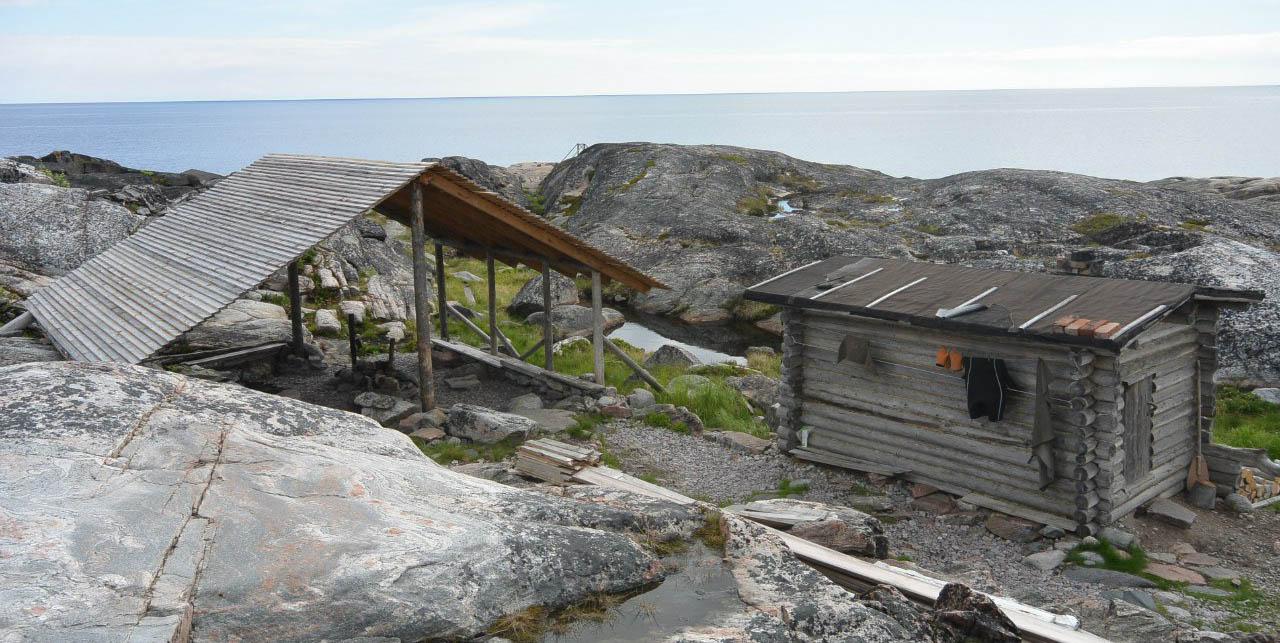В лагере. Фото: vk.com
