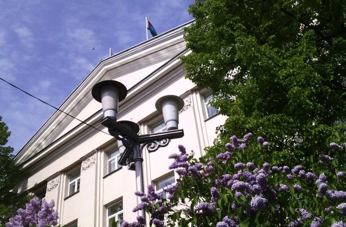 Законодательное собрание Карелии. Фото: Валерий Поташов
