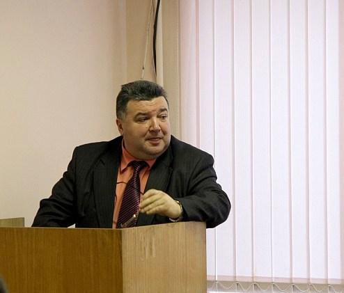 Бывший председатель Госкомитета Карелии по транспорту Игорь Жадановский покинул свою должность еще до Нового года. Фото: gov.karelia.ru