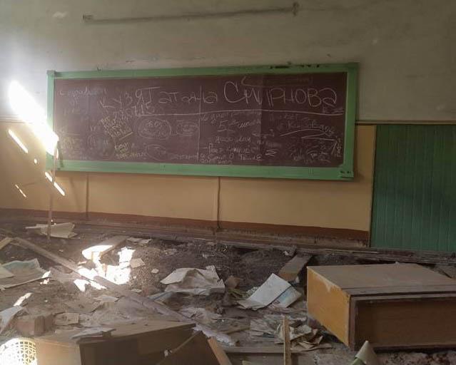 В учебных классах. Фото: Олег Дроздов
