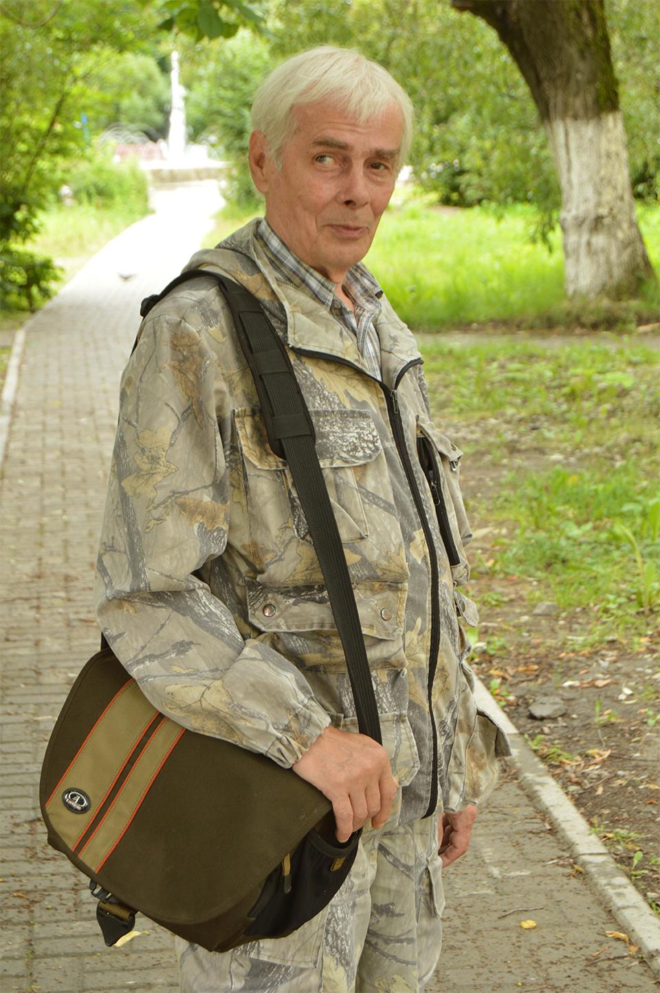 Александр Луговской. Фото: Алексей Владимиров