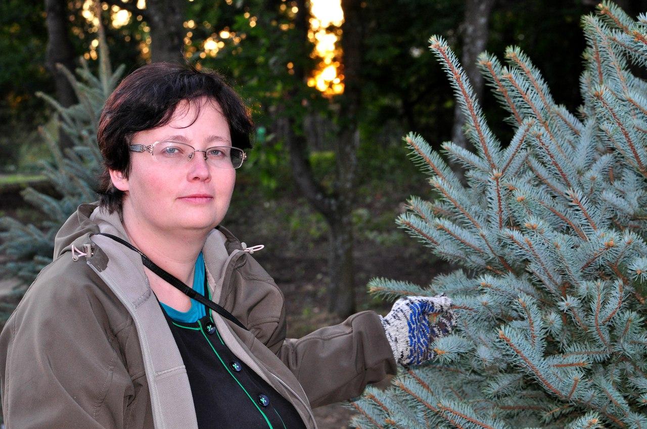 Анна Дудырина. Фото из личного архива
