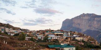 Горное село в Дагестане. Фото: Мурад Омаров, vk.com