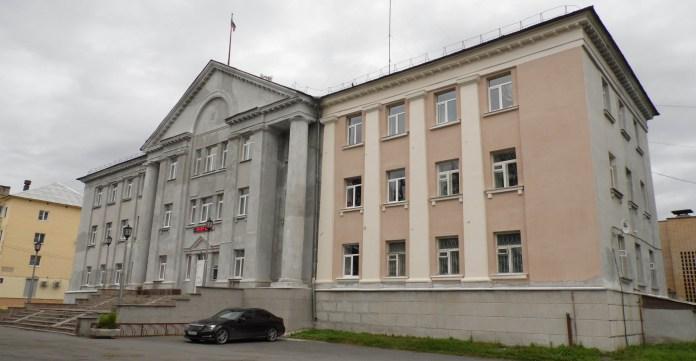 Администрация Кондопоги. Фото: Алексей Владимиров
